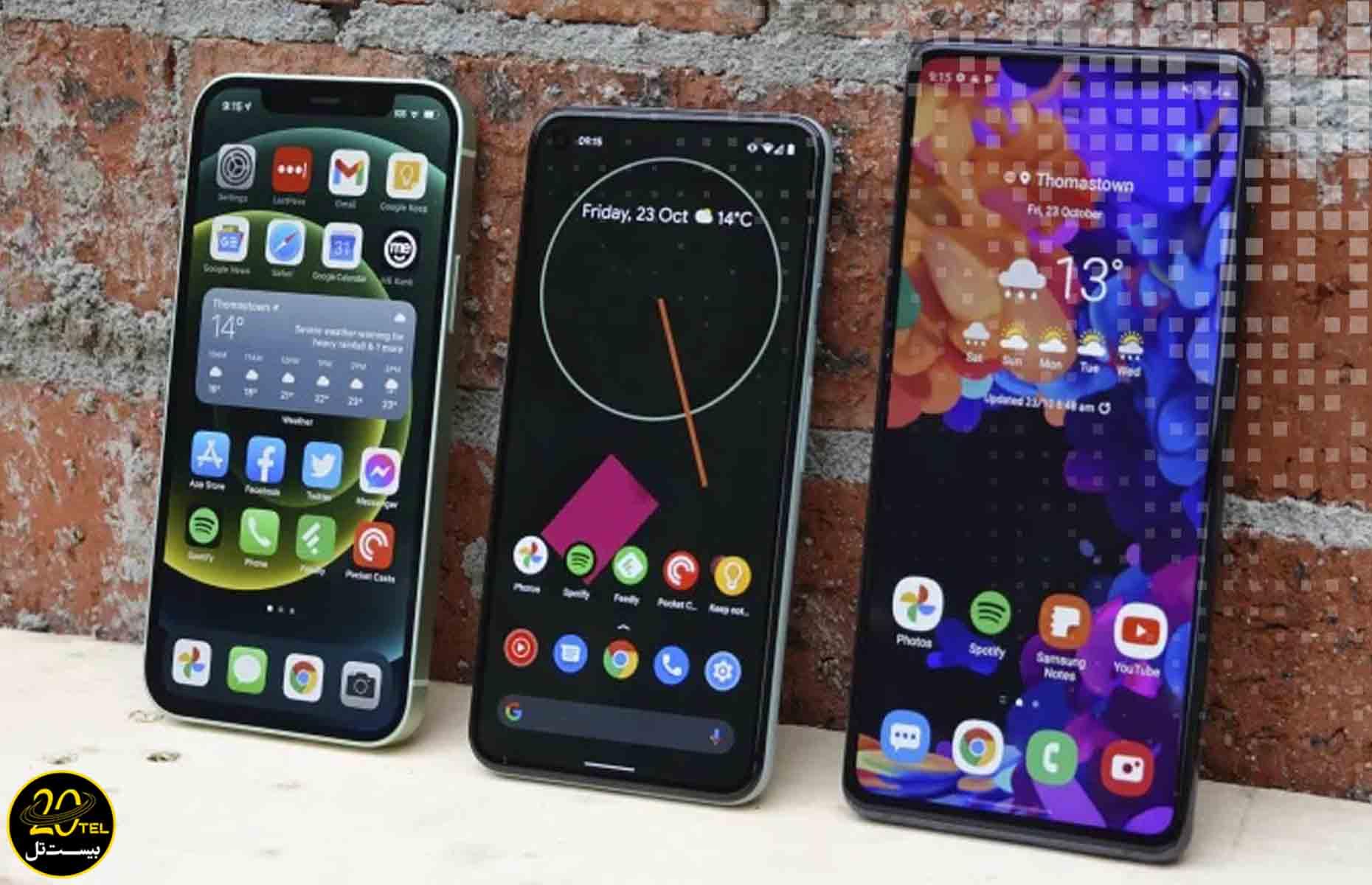 روشهای رفع مشکل هنگکردن گوشیهای سامسونگ و اپل