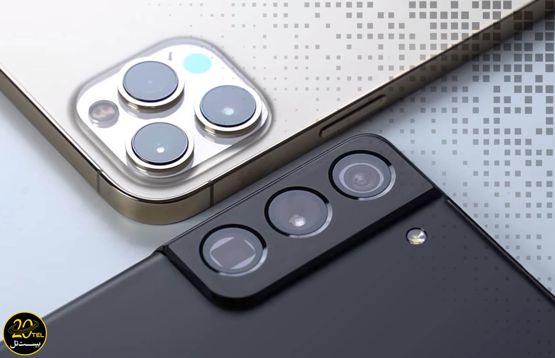 جدال میان گلکسی S21 و گوشی آیفون 12، سامسونگ چطور می تواند رقیب را از میان بردارد
