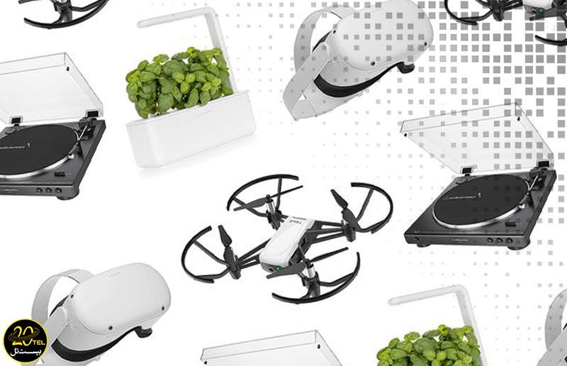 راهنمای خرید هدیه برای افراد علاقمند به تکنولوژی